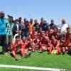 رئيس المجلس يهنئ فريق إتحاد أيت ملول فتيان بفوزه بكأس عصبة سوس.