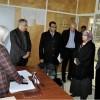 وفد من جماعة أيت ملول في زيارة تواصلية وإدارية لمقاطعة عين الشق