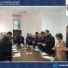 """قراءة الفاتحة على روح الموظف """"عزيز خاديمي"""" في إجتماع إداري لرئيس المجلس بالدارالبيضاء"""