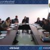 رئيس المجلس يعقد لقاء مع مدير الوكالة المتعددة الإستعمالات أكادير (Ramsa)