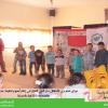 عرض مسرحي للأطفال بدار الحي المزار في إطار أسبوع تنشيط حدائق القرب والفضاءات الثقافية بالمدينة