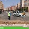 بدء أشغال تقوية الطرق بمركز أيت ملول من حي أكدال