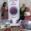 """""""ماجدة فيداوي"""" و""""ايمان قنديل"""" تفوزان بجائزة الإمام البخاري لتجويد القرآن الكريم بأيت ملول"""