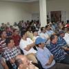 المجلس  يعقد لقاءً تواصليا مع ممثلي المجتمع المدني بالمدينة بخصوص حماية البيئة أيام عيد الأضحى المبارك
