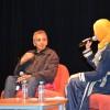 """الإحتفاء بالفنان والشاعر """"محمد بن جدي"""" بأيت ملول –"""