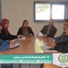 إجتماع تواصلي مع جمعية الحياة الطبية لإنجاح مشروع تأهيل المركز الصحي بأزرو
