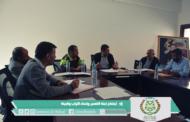 لجنة التعمير بالمجلس تعقد إجتماعها الدوري لمناقشة النقط التالية: