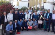 منسقي فرق تنشيط المبادرة الوطنية للتنمية البشرية بأيت ملول يشاركون في إجتماع المديرية الإقليمية لوزارة التربية الوطنية