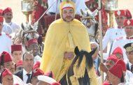 الحسين العسري : تهنئة عيد العرش المجيد