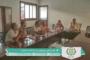 المجلس يعقد إجتماعا تواصليا مع الإتحاد الرياضي لأزرو