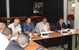 المجلس الجماعي لأيت ملول يعقد الدورة الثانية لدورته العادية لشهر أكتوبر 2018