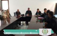 رئيس المجلس يستقبل الموظفين الملحقين الجدد بالجماعة