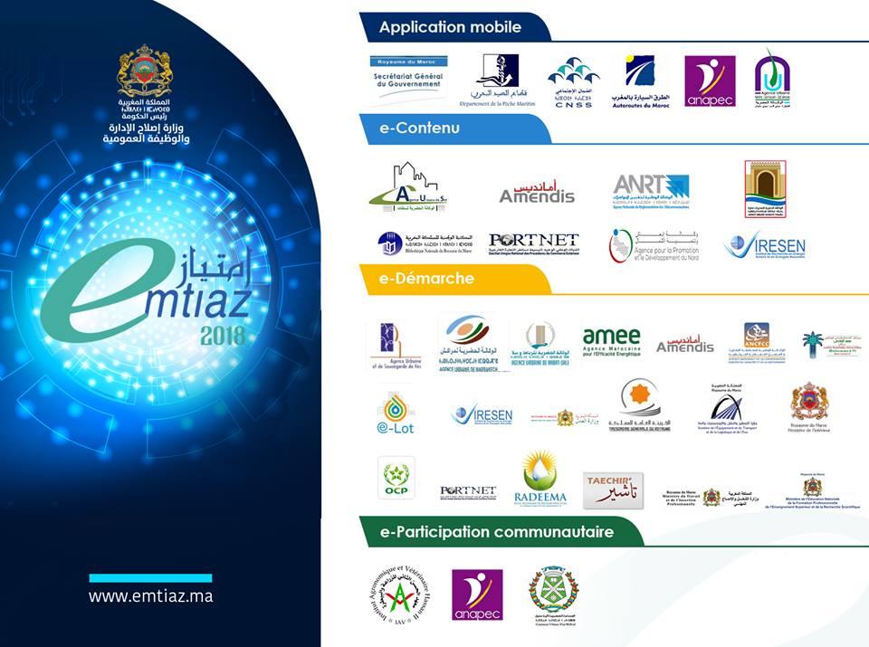 جماعة أيت ملول تتشرح للمشاركة النهائية في جائزة إمتياز- الدورة الثانية عشرة للإدارة الإلكترونية