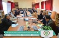 الجماعة تعقد لقاء تواصليا مع مدراء المؤسسات التعليمية بحي أزرو من أجل التنشيط الثقافي والرياضي بهذه المؤسسات