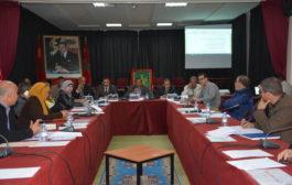 إختتام أشغال الدورة العادية لشهر فبراير 2019 للمجلس الجماعي لأيت ملول