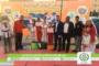 فاطمة الزهراء الأشهب ممتلة جمعية السعادة للكراطي حي اكدال