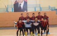 تأهل النادي الرياضي السوسي للصم بأيت ملول إلى نصف البطولة الوطنبة لكرة القدم للصم والبكم داخل القاعة