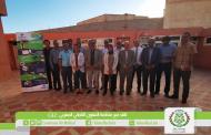 لقاء مع منظمة التعاون المغربي الألماني GIZ وشركات ألمانية