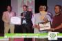 تتويج فريق جمعية مستثمري الحي الصناعي  ADEIZA بدوري التعاون بأيت ملول