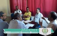 نائب رئيس المجلس يترأس إجتماعا مع ممثلي سيارة الآجرة الصنف 1