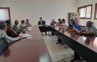 مشاريع اتفاقيات الشراكة مع الفرق والأندية الرياضية المدرجة في الجلسة الثالثة لدورة المجلس الاستثنائية لشهر يوليوز 2020 محور لقاء تواصلي بمقر الجماعة