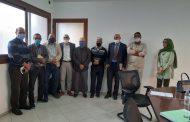 جماعة أيت ملول - في إطار خلق دينامية مدنية لتتبع وتقييم السياسات العمومية المحلية رئيس الجماعة يجتمع بمنظمة الهجرة والتنمية