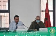 جماعة أيت ملول - قرار رئاسي بتمديد الجلسة الثالثة دورة أكتوبر 2021 الخاصة بالتداول والمصادقة على ميزانية 2021