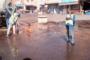 جماعة أيت ملول - المجلس يستمر في حملة نظافة واسعة للمدينة (صور من ساحة أسايس)
