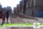 اشغال بناء طريق بازرو، وتستهدف الاشغال الأحياء بلوك 1 وبلوك 3 بالحي الجديد