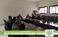 لجنة المرافق العمومية والخدمات تعقد إجتماعاً لمدارسة النقط المدرجة في جدول أعمال الدورة الإستثنائية لشهر دجنبر 2019