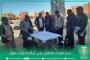 رئيس جماعة أيت ملول يشرف على أشغال إحداث فضاء ترفيهي ورياضي بحي أزرو.