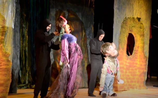 """عروض جديدة لمسرحيتي: """"فرحة"""" و """"رحلة الأصدقاء"""" لفائدة الأطفال بأيت ملول"""