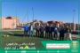 تهئية قاعة الرياضات النسائية بالملعب البلدي بايت ملول في إطار مشروع مشترك بين جماعة أيت ملول والمبادرة الوطنية للتنمية البشرية